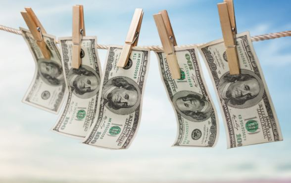 Antecedentes del lavado de dinero